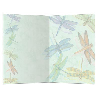 Dragonflies, All Occasion Card