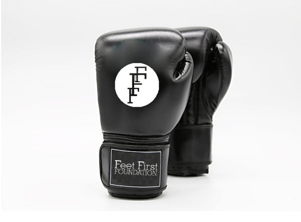 Feet First Boxing Gloves