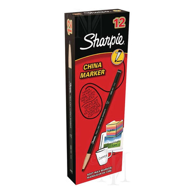China Hard Wax marker pencil
