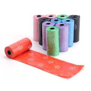Degradable Pet Poop Bags