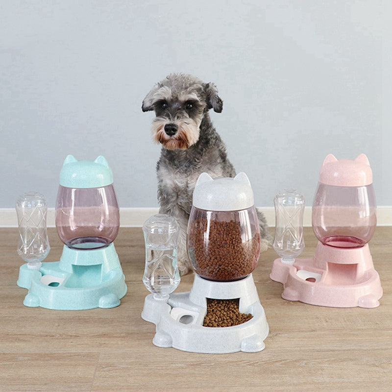 Automatic Pet Feeder Bowl