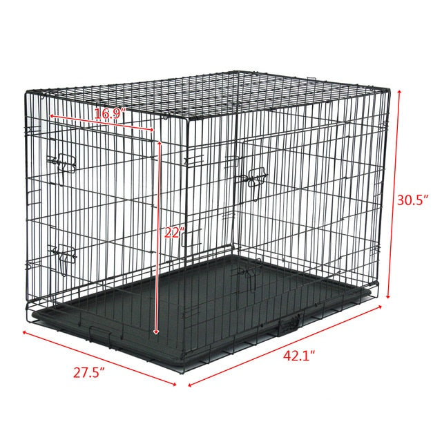 Portable Heavy Duty Metal Crate