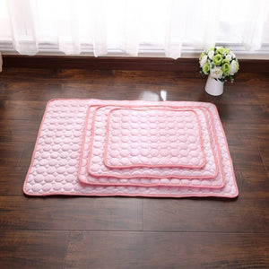 Pets Summer Cooling Ice Mats