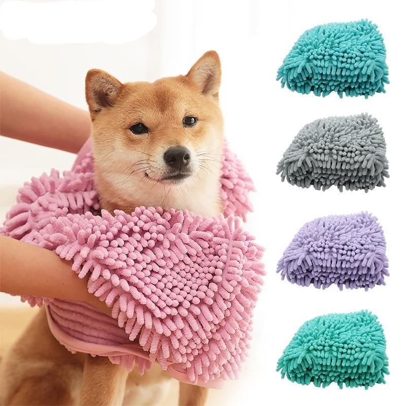 Soft Absorption Bath Towel
