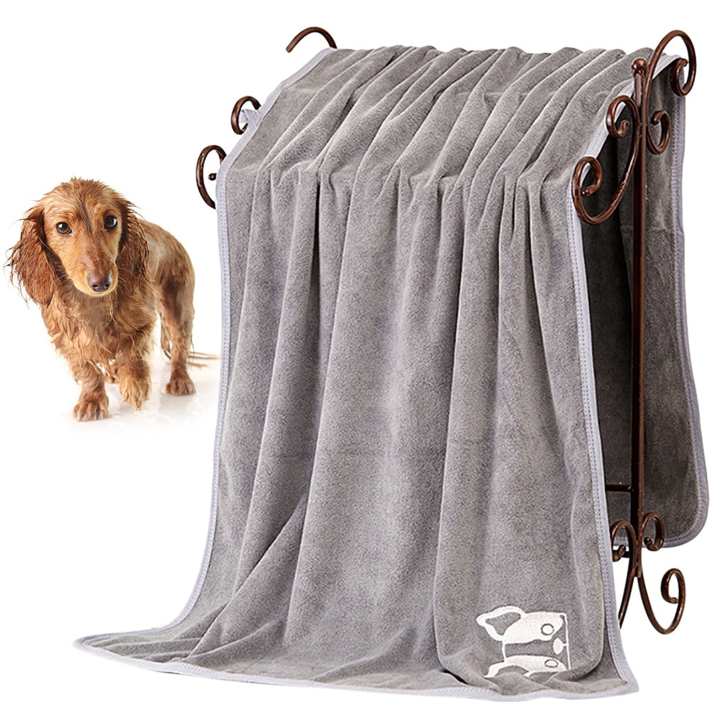 Microfiber Absorbing Pet Towel