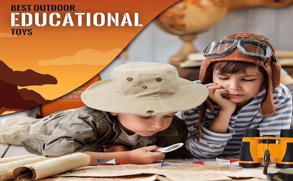 WHIZBUILDERS KIDS EXPLORATION KIT