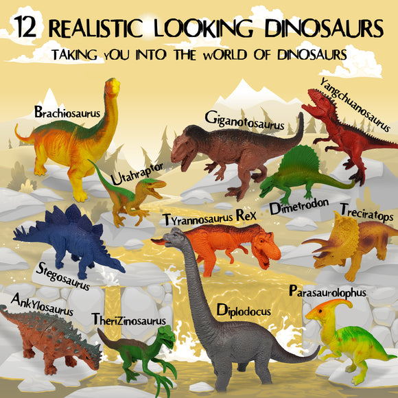 Dinosaur Toy figure Set for Kids buy online