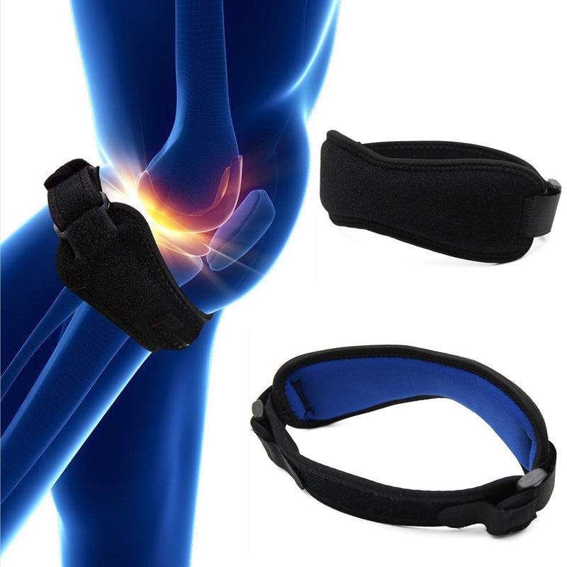 Adjustable Knee Pad Patella Support