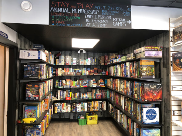 The Game Library