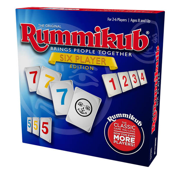 Rummikub 6 Player Edition
