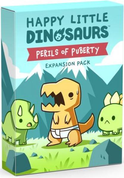 Happy Little Dinosaurs: Perils of Puberty [Pre-Order]