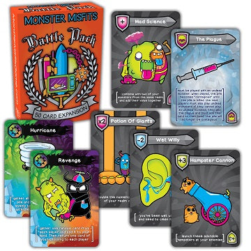 Monster Misfits Battle Pack Expansion