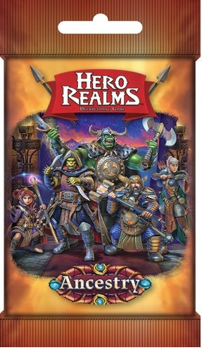 Hero Realms: Ancestry Pack