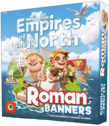 Imperial Settlers Empires of the North: Roman Banners Expansion