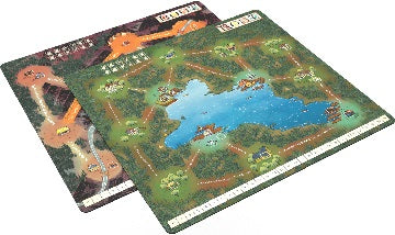 Root: Mountain/Lake Playmat