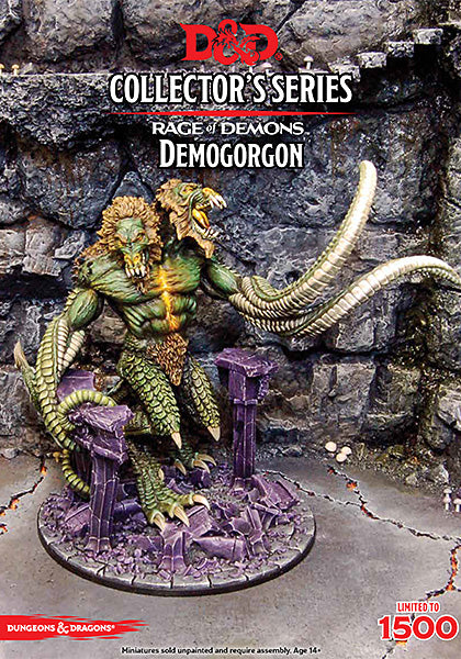 Dungeons & Dragons: Demon Lord Demogorgon