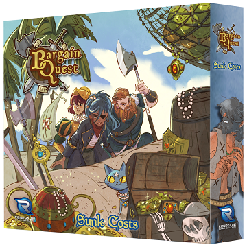 Bargain Quest: Sunk Cost