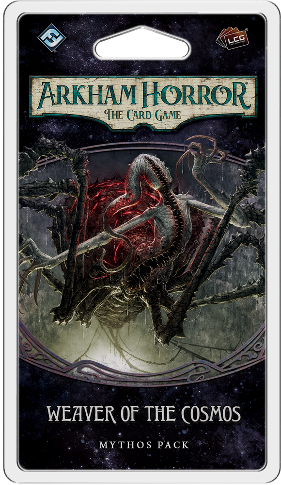 Arkham Horror: The Card Game - Weaver of the Cosmos Mythos Pack