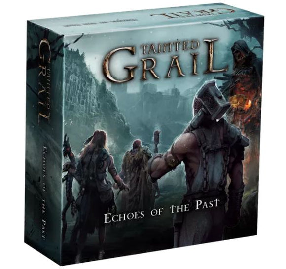 Tainted Grail: Echoes of the Past Expansion [Pre-Order]