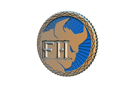 Frosthaven Challenge Coin [Pre-Order]
