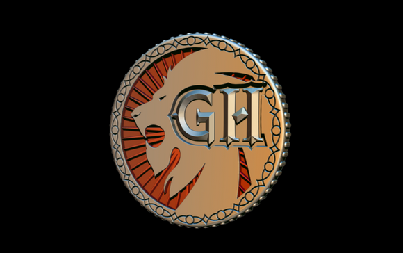 Gloomhaven Challenge Coin [Pre-Order]