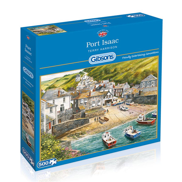 Puzzle: 500 Port Isaac
