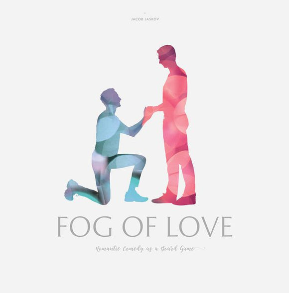 Fog of Love: Alternative Cover - Men