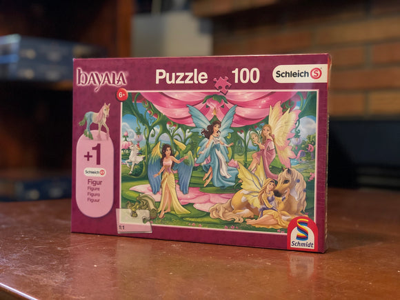 Puzzle: 100 In the Hall of the Crown of Bayala