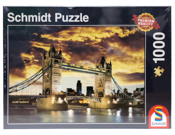 Puzzle: 1000 Tower Bridge London