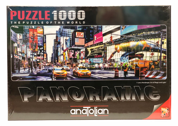 Puzzle: 1000 Times Square