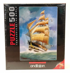 Puzzle: 500 Caribbean King