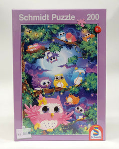 Puzzle: Child 200 In Owl Woods