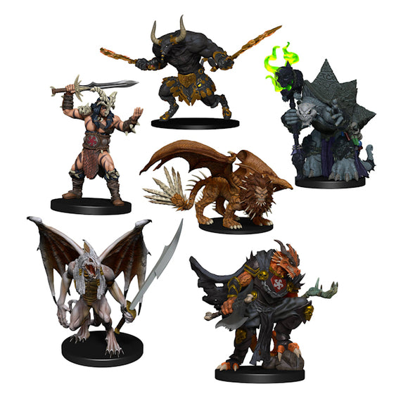 D&D Icons of the Realms: Arkhan and Dark Order