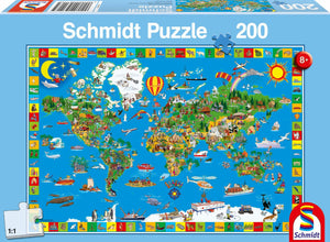 Puzzle: Child 200 Your Amazing World