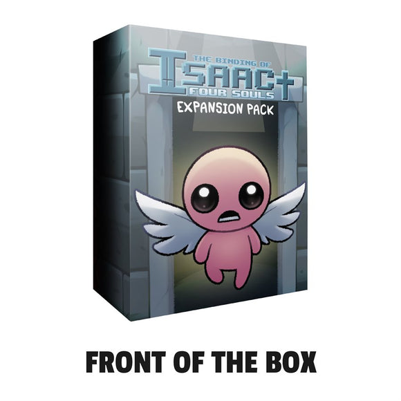 The Binding of Isaac: Four Souls Expansion