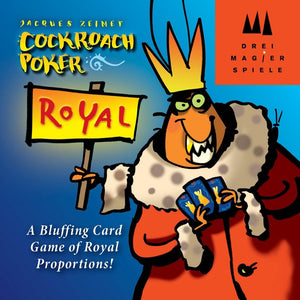 Cockroach Poker Royal