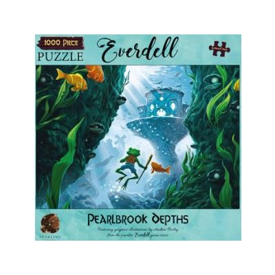Puzzle: 1000 Everdell Pearlbrook Depths