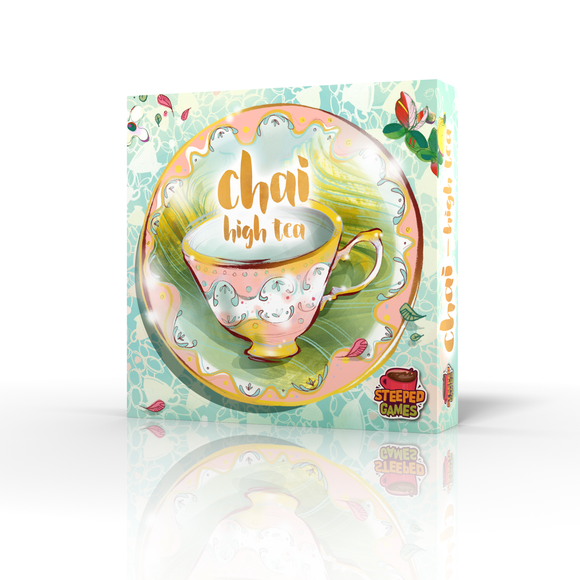 [Pre-Order] Chai: High Tea Expansion