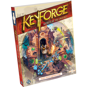 KeyForge: Secrets of the Crucible