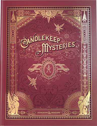 D&D Candlekeep Mysteries - Alternate Cover