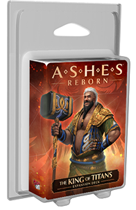 Ashes Reborn: The King of Titans - Deck [Pre-Order]