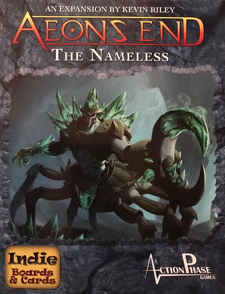Aeon's End: The Nameless 2nd Edition Expansion