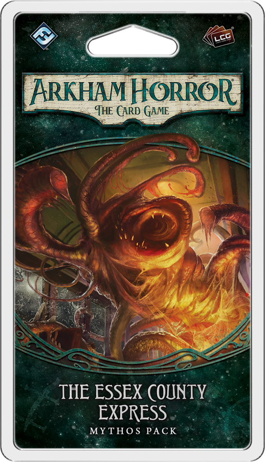 Arkham Horror: The Card Game - The Essex County Express Scenario Pack
