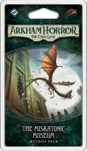 Arkham Horror: The Card Game - The Miskatonic Museum Scenario Pack