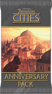 7 Wonders: Cities: Anniversary Pack