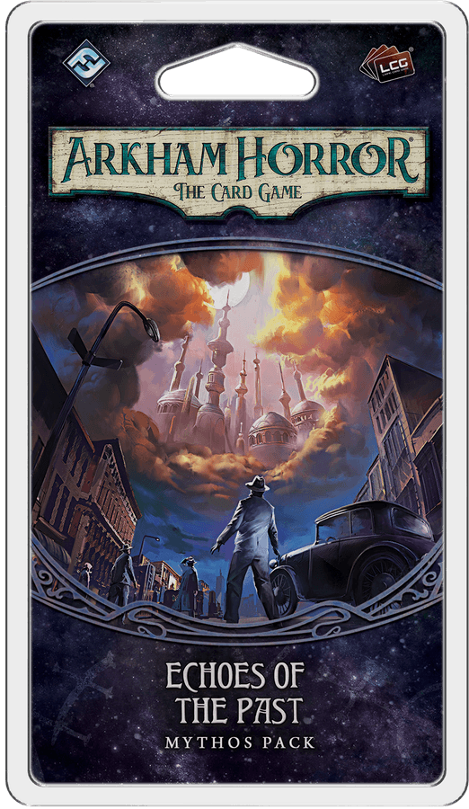 Arkham Horror: The Card Game - Echoes of The Past Scenario Pack