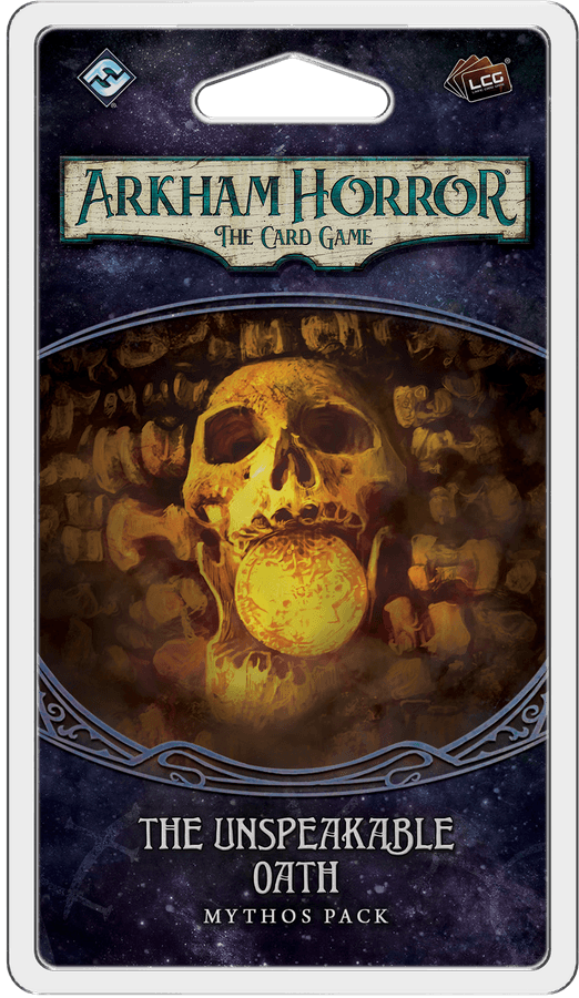 Arkham Horror: The Card Game - The Unspeakable Oath Scenario Pack