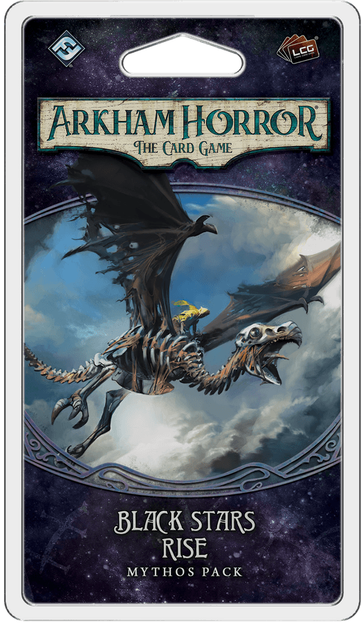 Arkham Horror: The Card Game - Black Stars Rise Scenario Pack
