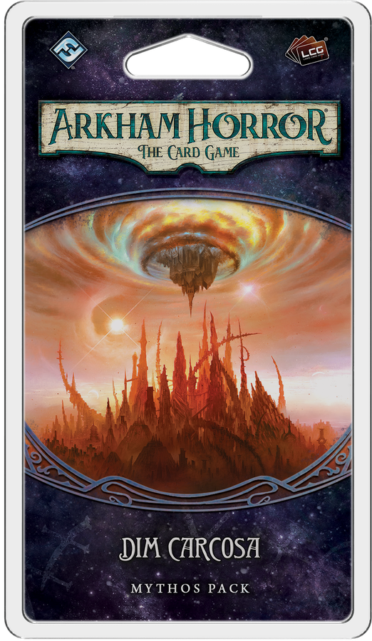 Arkham Horror: The Card Game - Dim Carcosa Scenario Pack