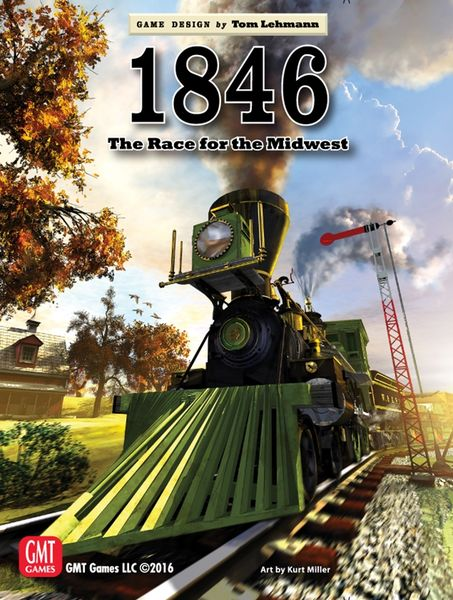 1846: The Race for the Midwest [Pre-Order]